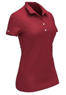 Koszulka polo damska COLMAR Bordowa ● 2018