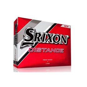 Piłki do golfa Srixon DISTANCE ● Tuzin