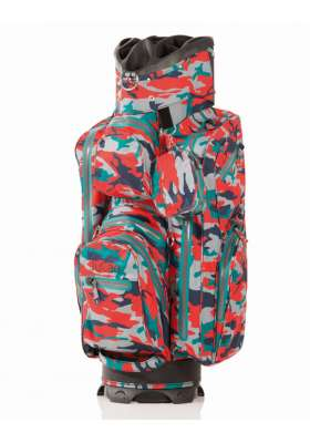 Torba JuCad Aquastop Camuflage-Red