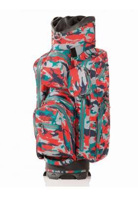 Torba JuCad Aquastop Camuflage-Red