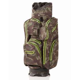 Torba JuCad Aquastop Camuflage-Green
