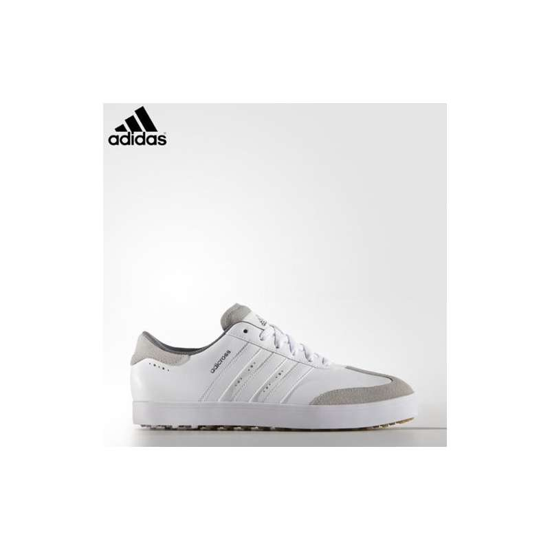 Buty męskie Adidas AdiCROSS V Białe