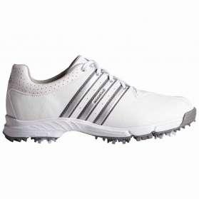 Buty Adidas 360 Traxion Junior Białe
