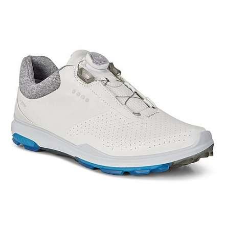 a08abc76 ECCO BIOM HYBRID 3 BOA White/Dynasty - Golf Team