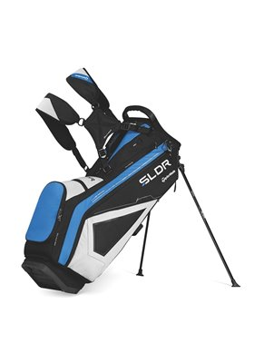 TAYLOR MADE STAND BAG THOR STAND BLACK/GREY/BLUE