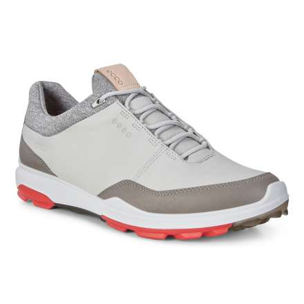 ECCO M GOLF BIOM HYBRID 3 concretescarlet Golf Team