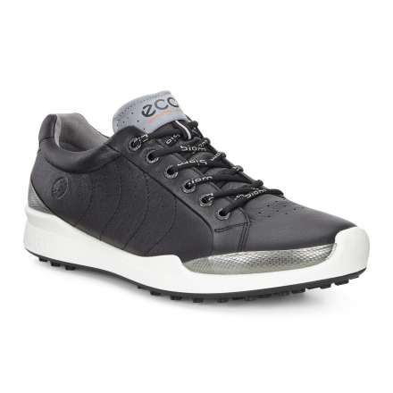 ECCO MEN'S GOLF BIOM HYBRID black/black solid