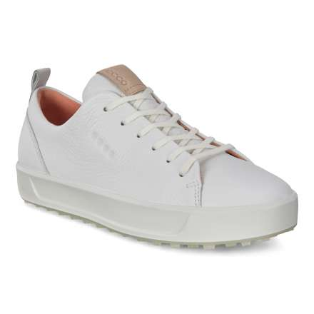 6a9d1eb1 ECCO W GOLF SOFT bright white lyra - Golf Team