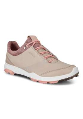 ECCO W GOLF BIOM HYBRID 3 oyster/muted clay