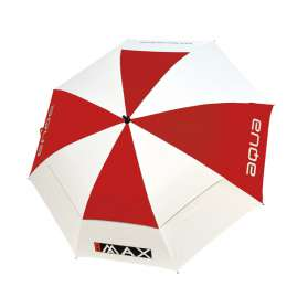 Parasol AQUA UV XL biało-czerwony
