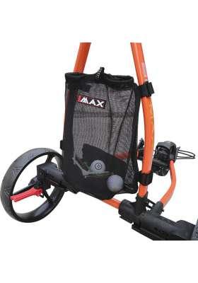 Siateczkowa torba do wózka