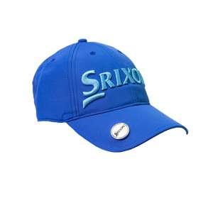 Srixon MAGNETIC BALL MARKER CAP niebiesko-jasnoniebieski