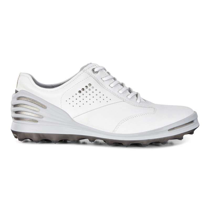 ECCO CAGE Cage Pro White Dritton G5 Golf Team