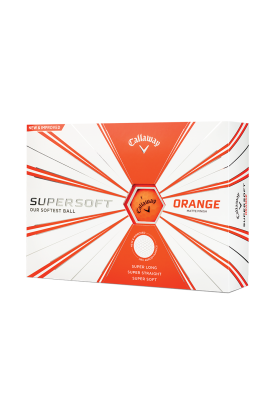 Callaway Supersoft Matte Orange