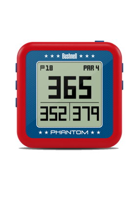 Bushnell Phantom GPS Red