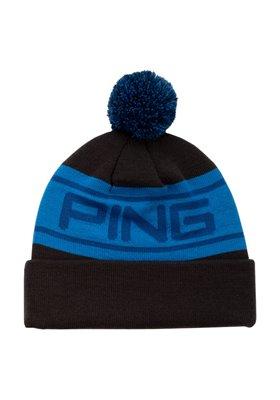 PING BillBoard Knit ciemno szaro - niebieska
