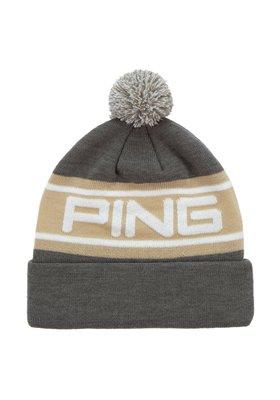 PING BillBoard Knit szaro - piaskowa