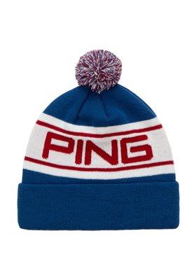 PING BillBoard Knit niebiesko - biała
