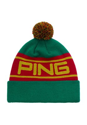 PING BillBoard Knit zielono - czerwona