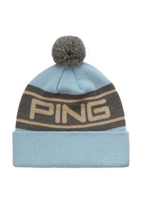 PING BillBoard Knit błękitno - szara