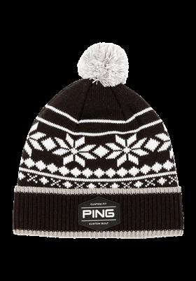 PING Bergen Knit Czarno - biało - szara