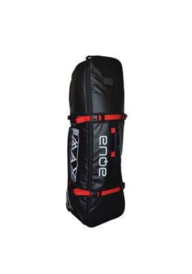 BigMax AQUA Travel Cover czarno-czerwony