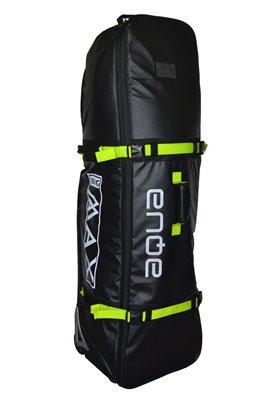 BigMax AQUA Travel Cover czarno-limonkowa