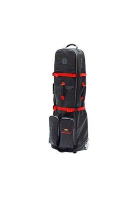 BigMax DriLite Travel Cover czarno-czerwony