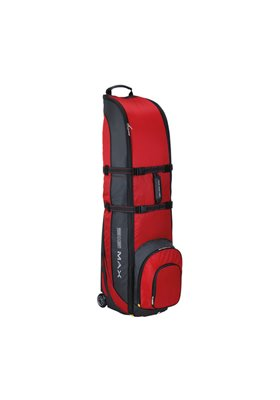 BigMax Wheeler 3 Travel Cover czerwony
