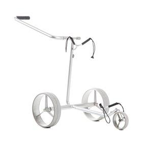 JuStar SILVER - Elektryczny wózek golfowy