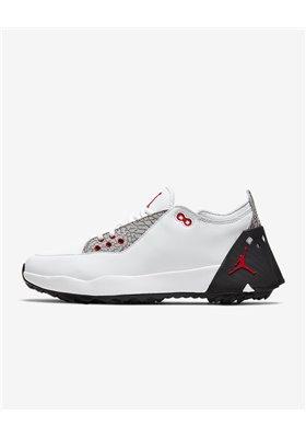 Buty męskie Nike Jordan ADG 2 Białe