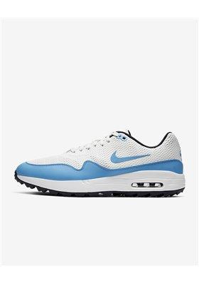 Buty męskie Nike Air Max 1 G Biało-błękitne