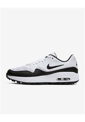 Buty damskie Nike Air Max 1 G Biało-czarne