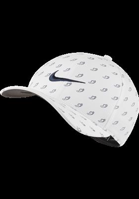 Czapka damska Nike US OPEN white-anthracite