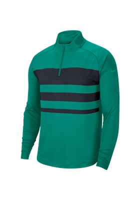 Bluza NIKE Dry VAPOR TOP neptune green