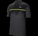 Koszulka polo NIKE Dry Vapor smoke grey-black