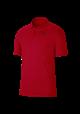 Koszulka polo NIKE Dry VCTRY university red-black