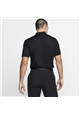 Koszulka polo NIKE Dry VCTRY solid black-white