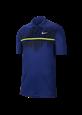 Koszulka polo NIKE Dry Vapor FOG deep royal blue-obsidian