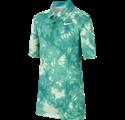 Koszulka polo juniorska Nike Dry vapor green