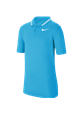 Koszulka polo juniorska Nike Dry VCTRY blue fury