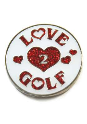 Ball marker Navika • Love 2 Golf