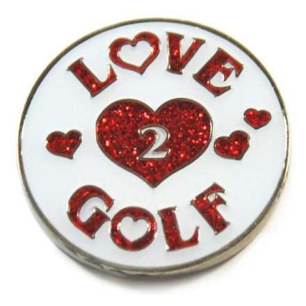 Ball marker Navika • Love 2 Golf